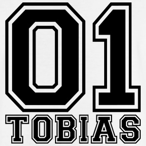 Tobias- name - Teenage T-shirt