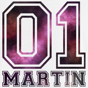 Martin Name - Teenager T-Shirt