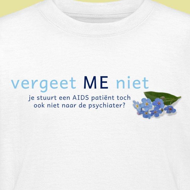 Vergeet ME Niet Slogan 2