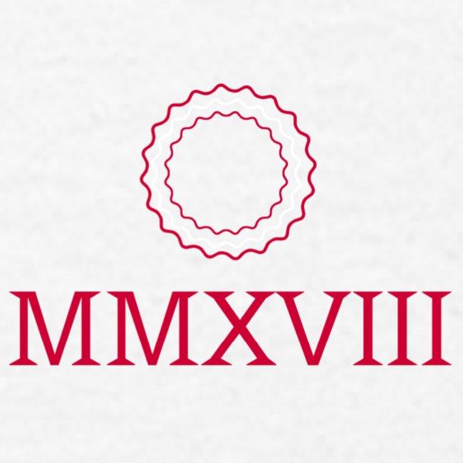 MMXVIII - logo