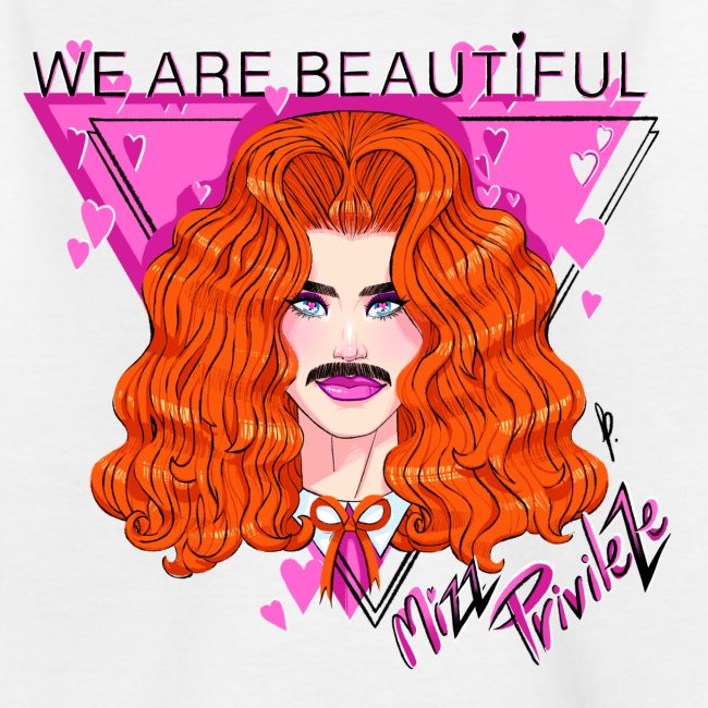 WE ARE BEAUTIFUL