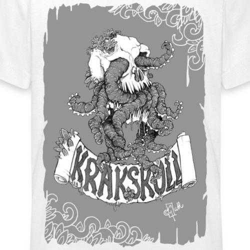 Krakskull - Teenager T-Shirt