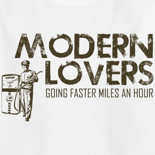 Modern Lovers - Teenage T-Shirt