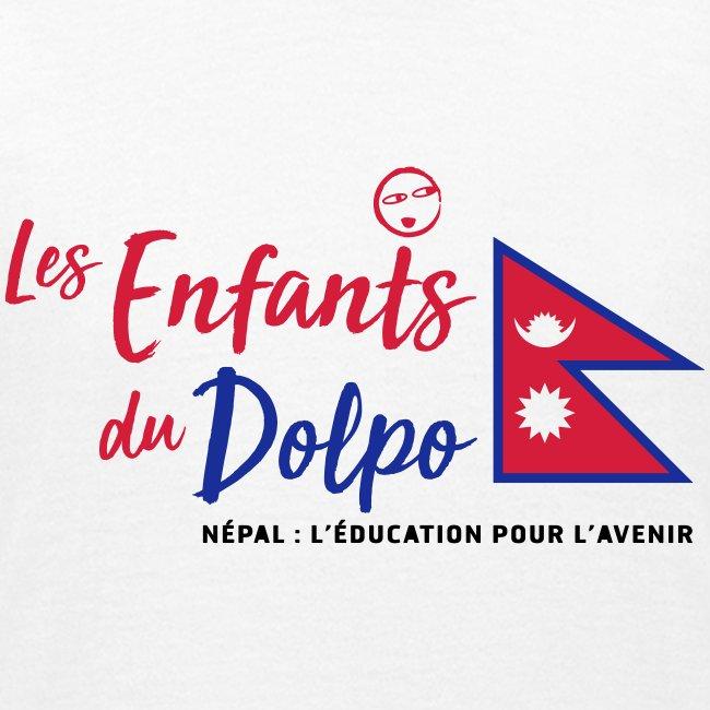 Les Enfants du Doplo - Grand Logo Centré