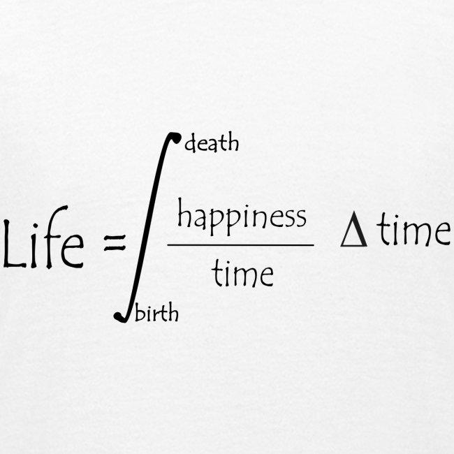 Life equation