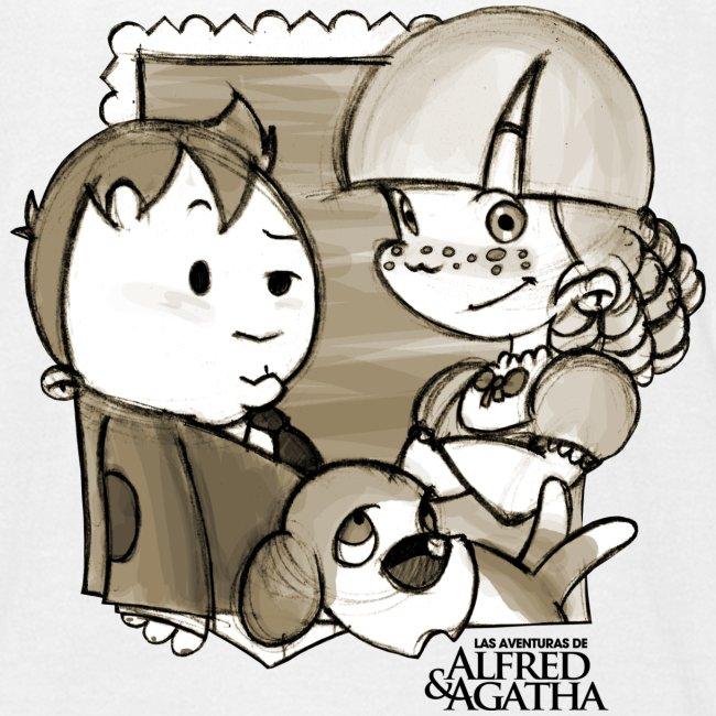 Foto Alfred y Agatha 1
