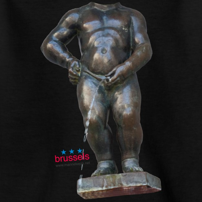 mannekenpis Real Big ♀♂ | 撒尿小童