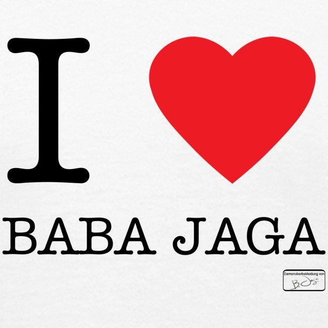 I love Baba Jaga