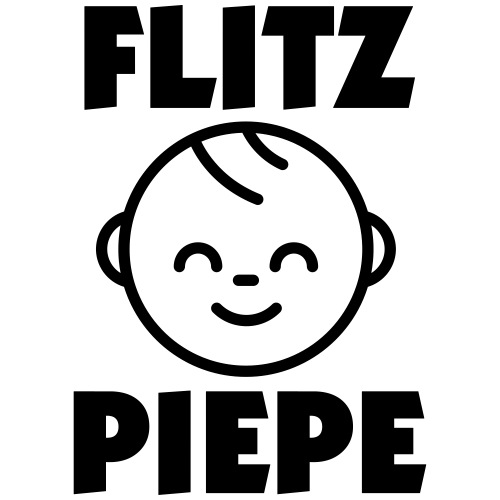Flitzpiepe 01 - Teenager T-Shirt