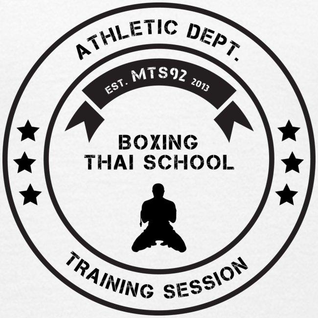 MTS92 BOXING THAI SCHOOL ROND