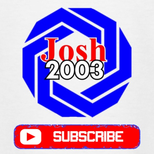 Logo with subscribe button