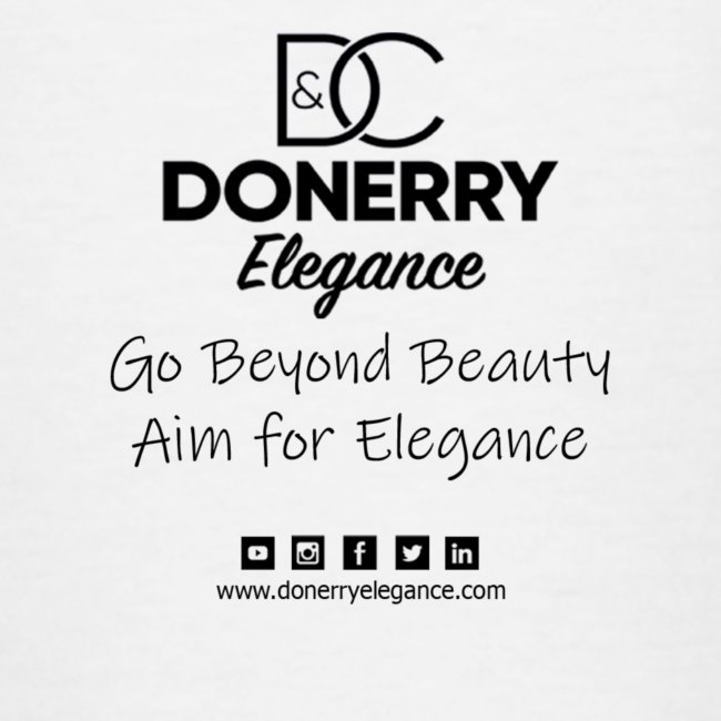 Go Beyond Elegance Image T Shirt design