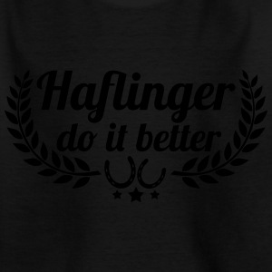 Haflinger - Teenage T-shirt