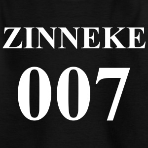 Zinneke 007 - Teenager T-Shirt