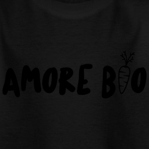 Amore Bio! - Teenage T-shirt