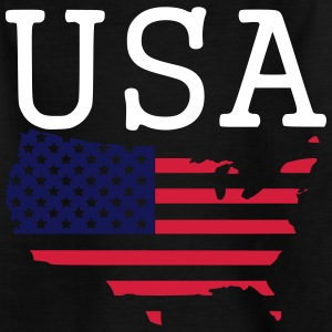 USA - Teenager T-Shirt