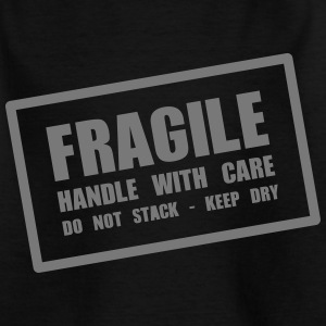 fragile - T-shirt Ado