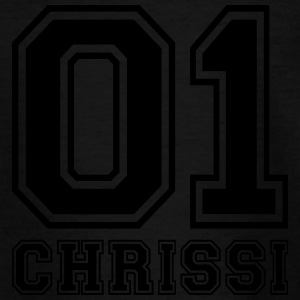 Chrissi - Name - Teenage T-shirt