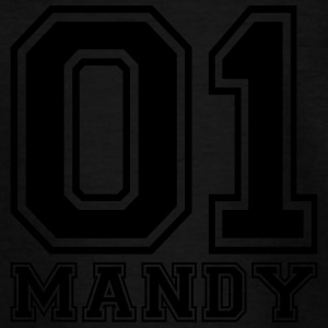 Mandy - Name - Teenage T-shirt