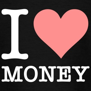 I Love Money - Teenage T-shirt