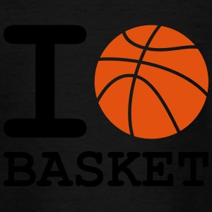 i_love_basket - Teenager T-Shirt