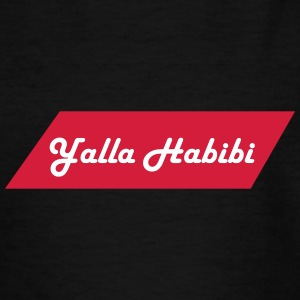 Yalla Habibi - Teenager-T-shirt