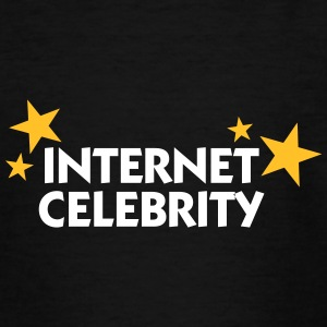 Celebrity d'Internet - T-shirt Ado