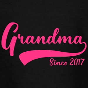 Grandma since 2017 - Teenager T-Shirt