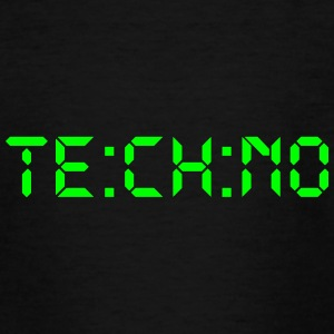 Techno Digital - T-shirt Ado