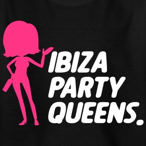 Ibiza Party Queens - T-shirt tonåring