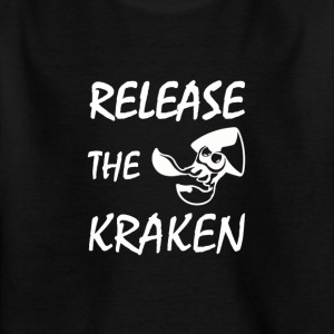 Release The Kraken - Teenage T-shirt
