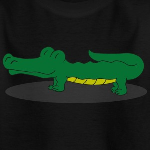 crocodile - T-shirt Ado