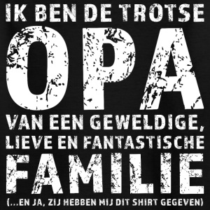 Trotse Opa - Teenager T-shirt
