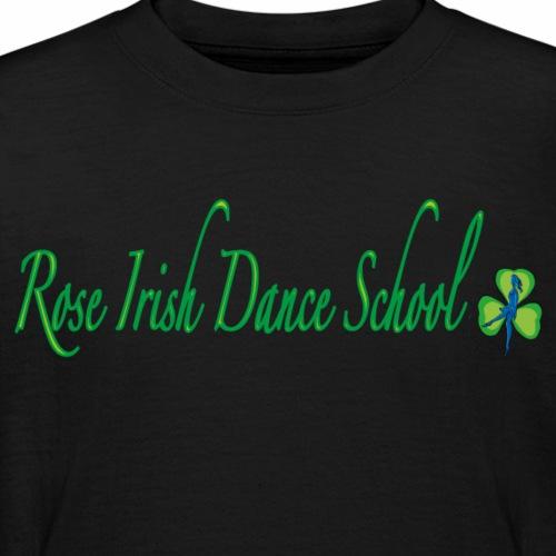 Rose Irish Dance School - Teenager T-shirt