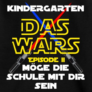 Kindergarten - DAS WARS EP. 2 - Teenager T-Shirt