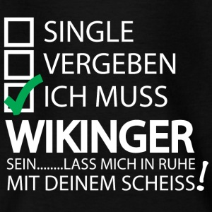 Wikinger - Teenager T-Shirt