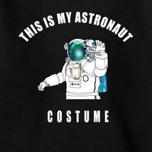kostym astronaut space space all universum LOL - T-shirt tonåring