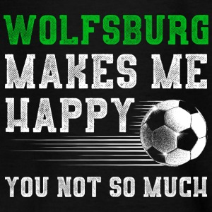 MAKES ME HAPPY Wolfsburg - Teenage T-shirt