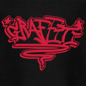 "Graffiti Day ""Graffiti"" AllroundDesigns - Teenage T-shirt"