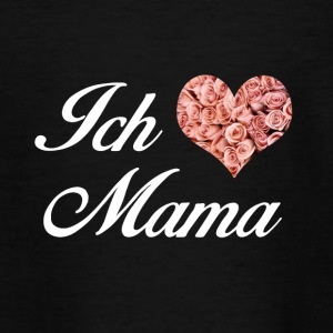 I Love Mommy - Teenage T-shirt
