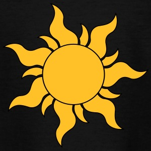 Sun - Teenage T-shirt