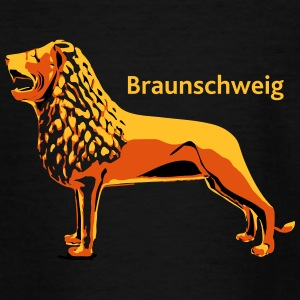 Brunswick Lion - Teenager-T-shirt