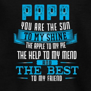 Daddy best friend - Teenage T-shirt