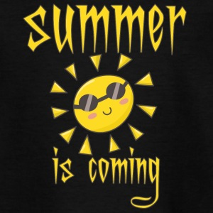 Summer is coming - Teenage T-shirt