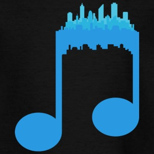 Music City - Music - Teenage T-shirt