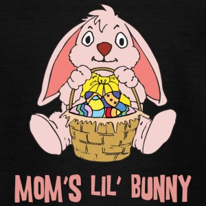 Easter Mom's Little Bunny - Teenage T-shirt