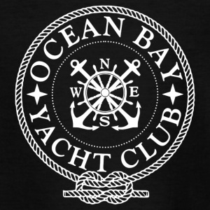 Yachtclub Logo - Teenager T-Shirt