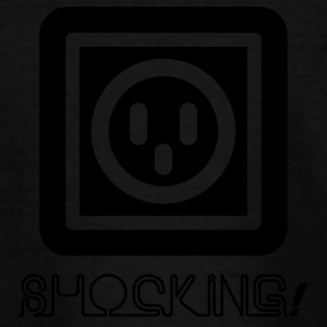 Elektriciens: Shocking! - Teenager T-shirt