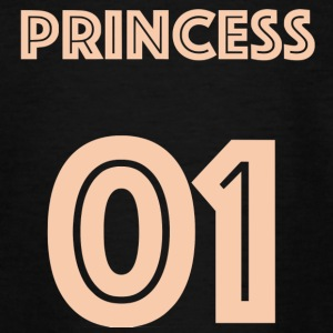 Prinsesse Limited SMK - Teenager-T-shirt