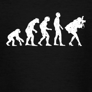 EVOLUTION PHOTOGRAPHE! - T-shirt Ado